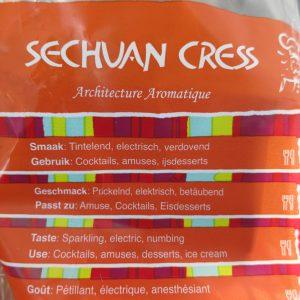 sechuan cress
