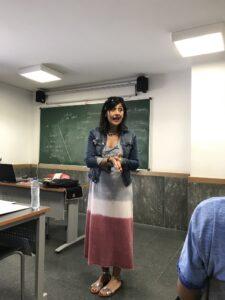 Marie-José, el profesora